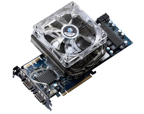 Galaxy GeForce GTX 260 im eigenen Design