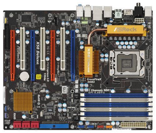 ASRock X58 Deluxe