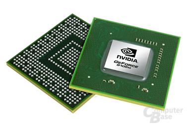 Nvidia GeForce G 105M