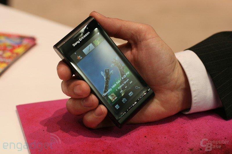 Sony Ericsson Idou-Studie