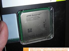 AMD Sempron X2 2300 mit 2,2 GHz