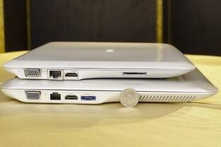 MSI X600 und X340