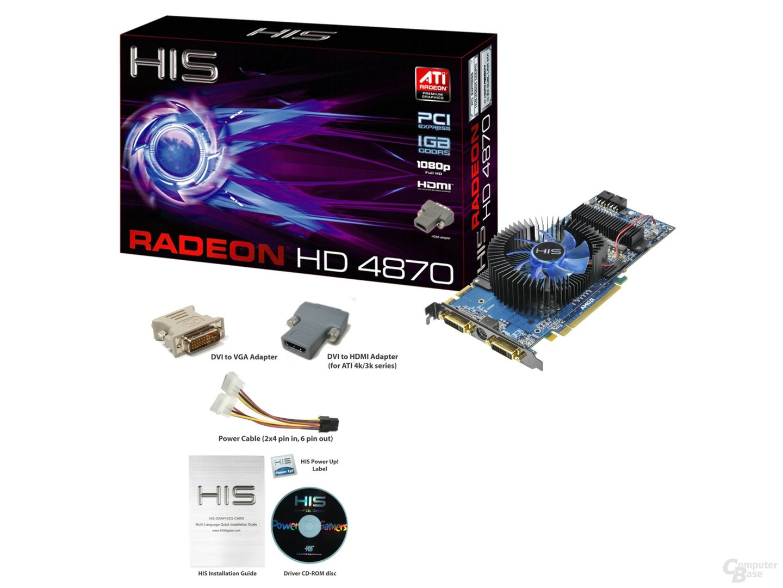 HIS Radeon HD 4870 mit neuem Lüfter