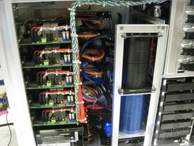 Innerer Aufbau im Cooler Master Case ATCS 840