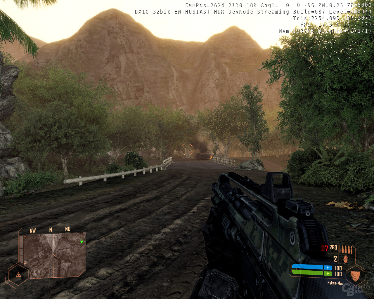 Crysis auf Catalyst 8.12