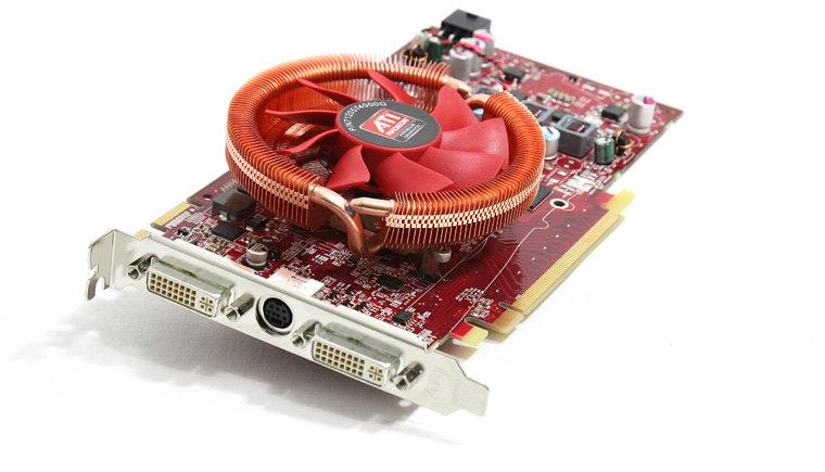 Frühes Sample der Radeon HD 4750