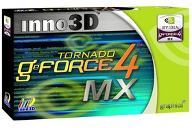 Inno3D Tornado GeForce4 MX Box