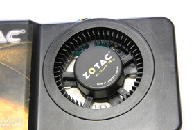 GeForce GTS 250 Lüfter