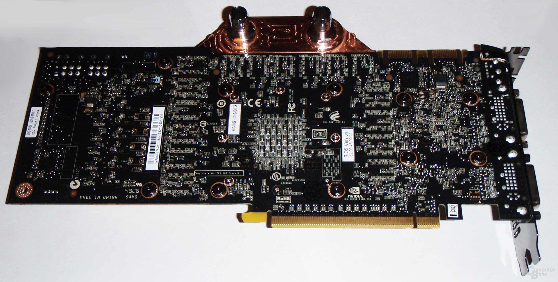 Zotac GeForce GTX 285 Infinity Edition