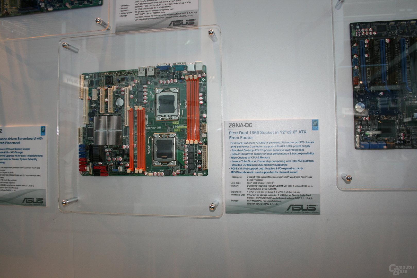 Asus Z8NA-D6