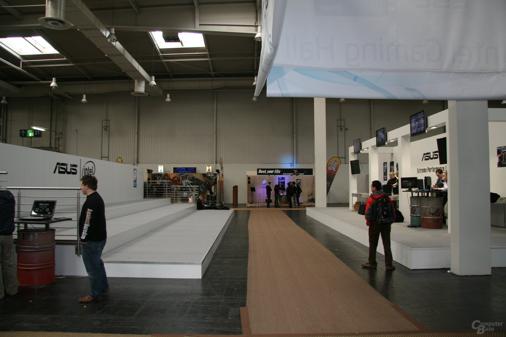 CeBIT 2009 – Halle 22
