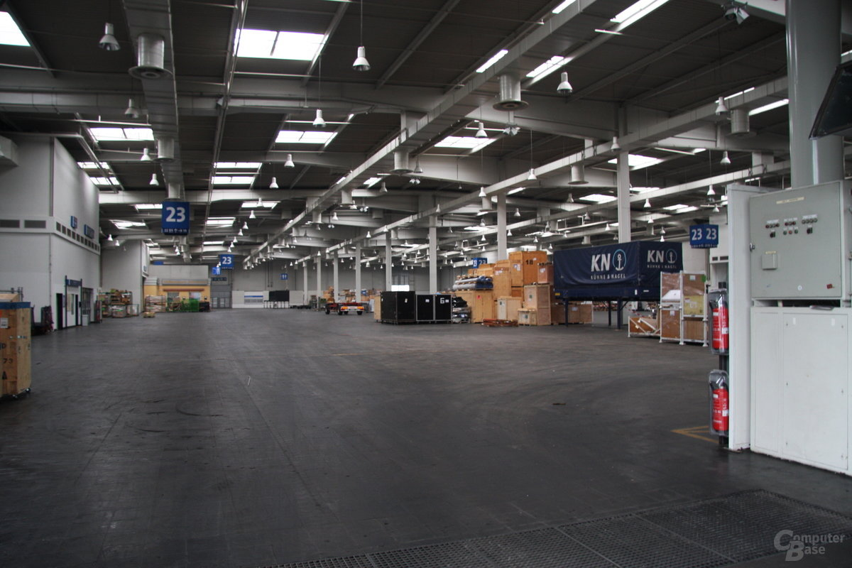 CeBIT 2009 – Halle 23