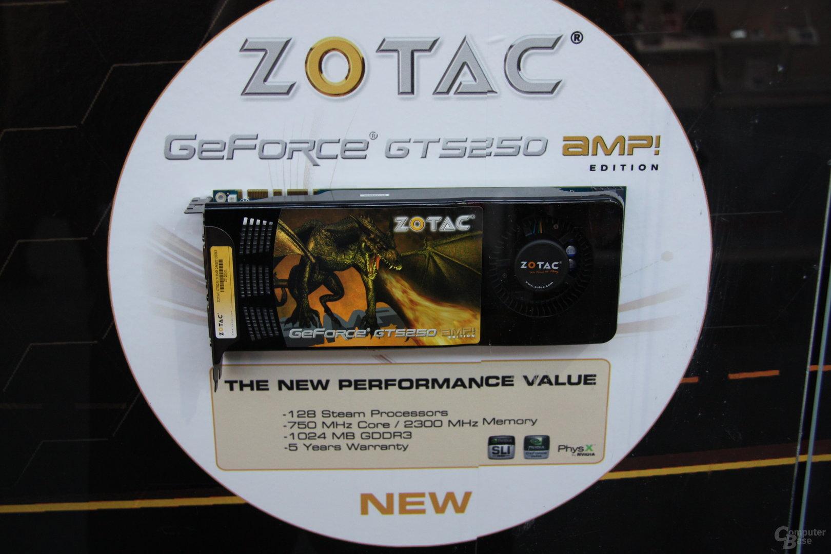 Zotac auf der CeBIT 2009