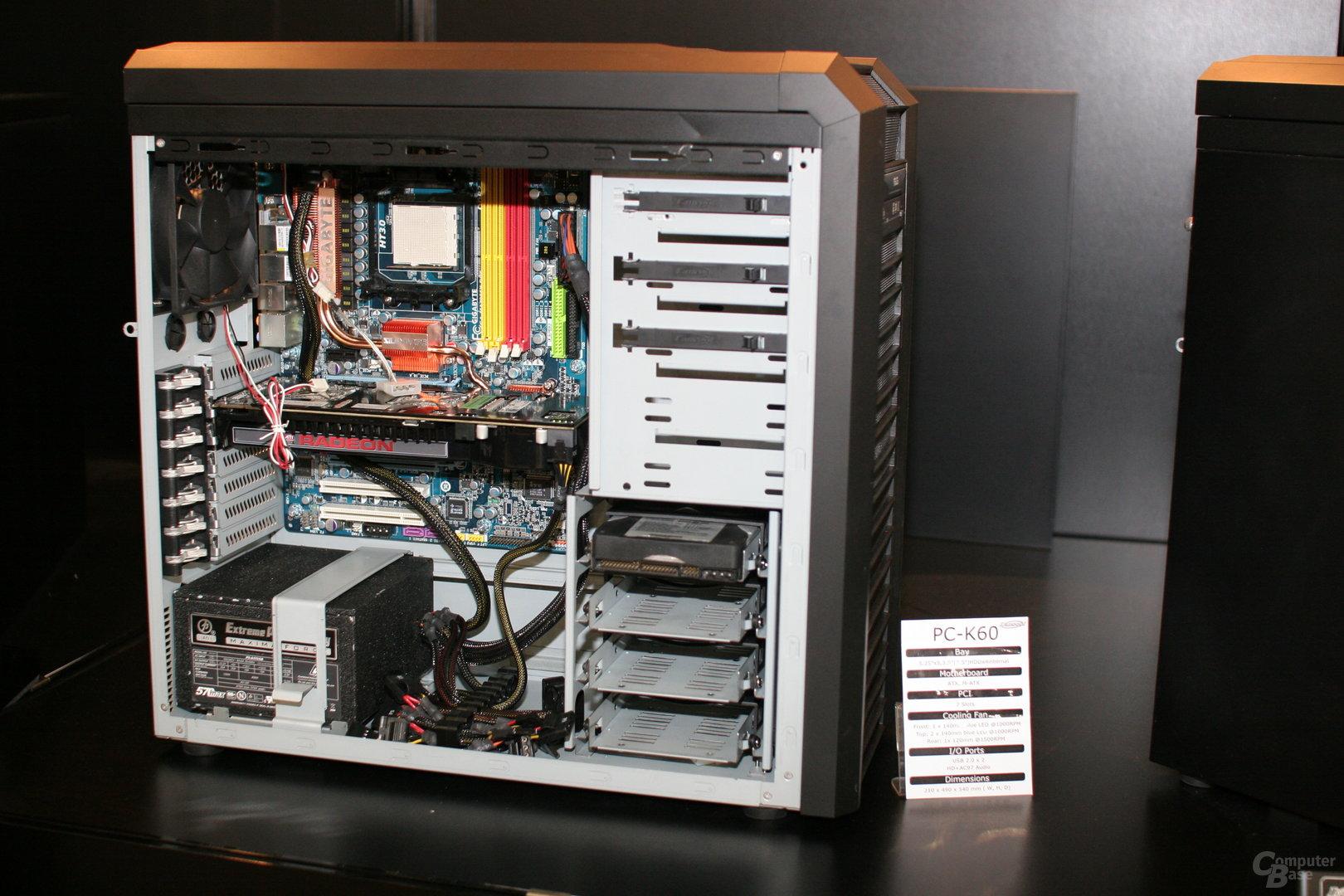Lancool PC-K60