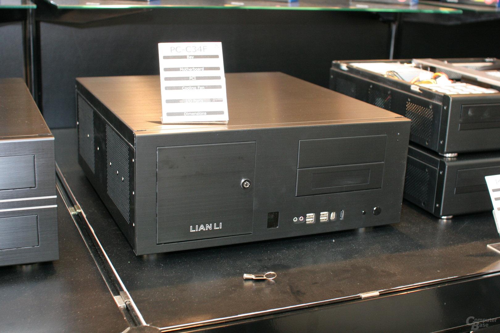 Lian Li C34F