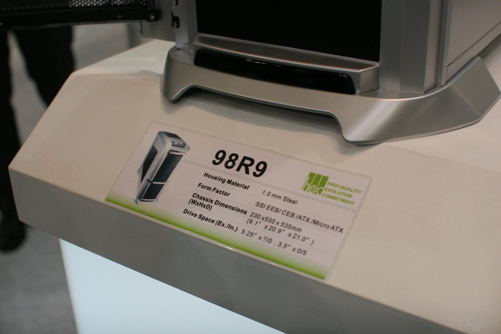 HEC Compucase 98R9