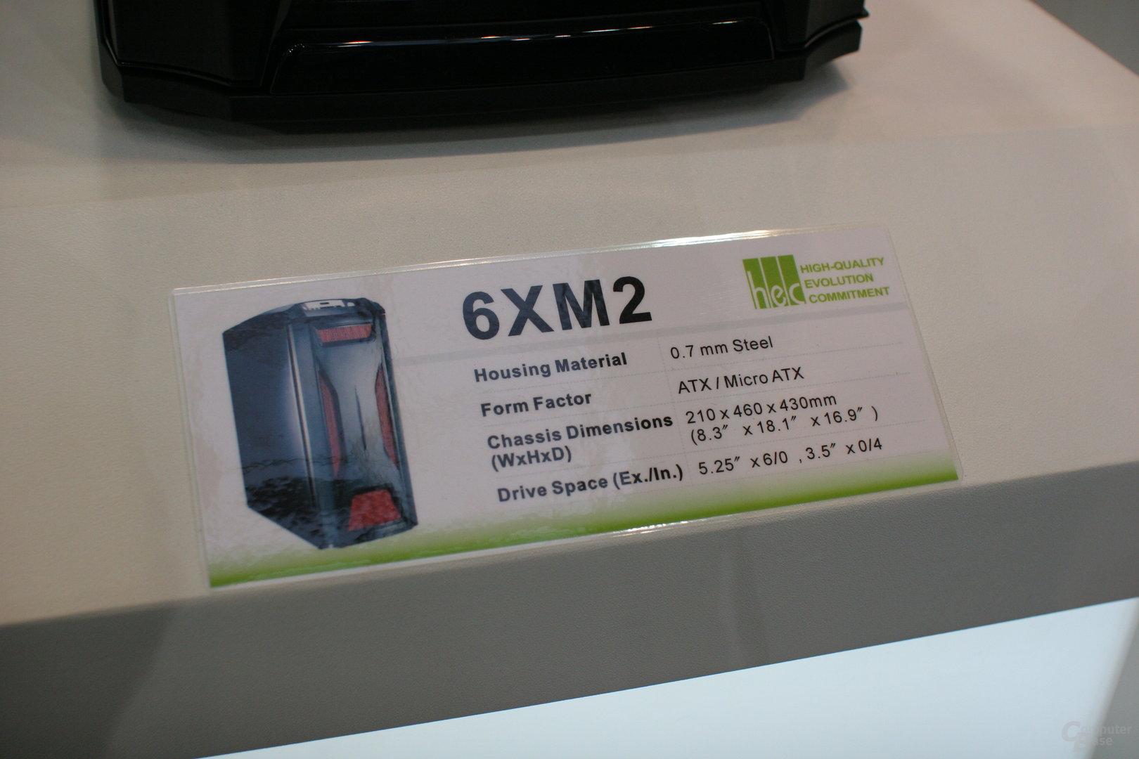 HEC Compucase 6XM2