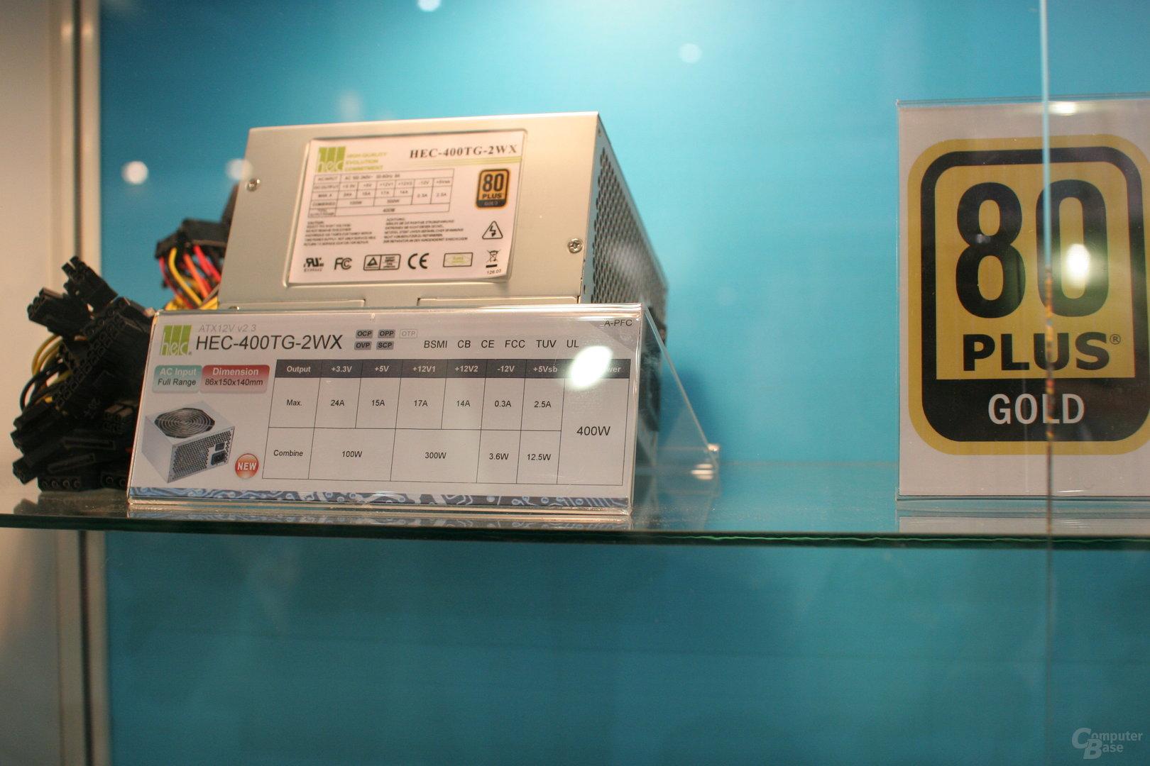 HEC 80 Plus Netzteile