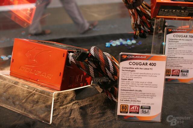 Cougar 400