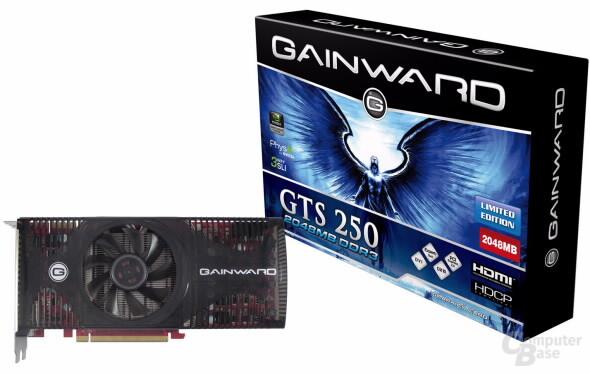 Gainward GTS 250 2048 MB Limited Edition