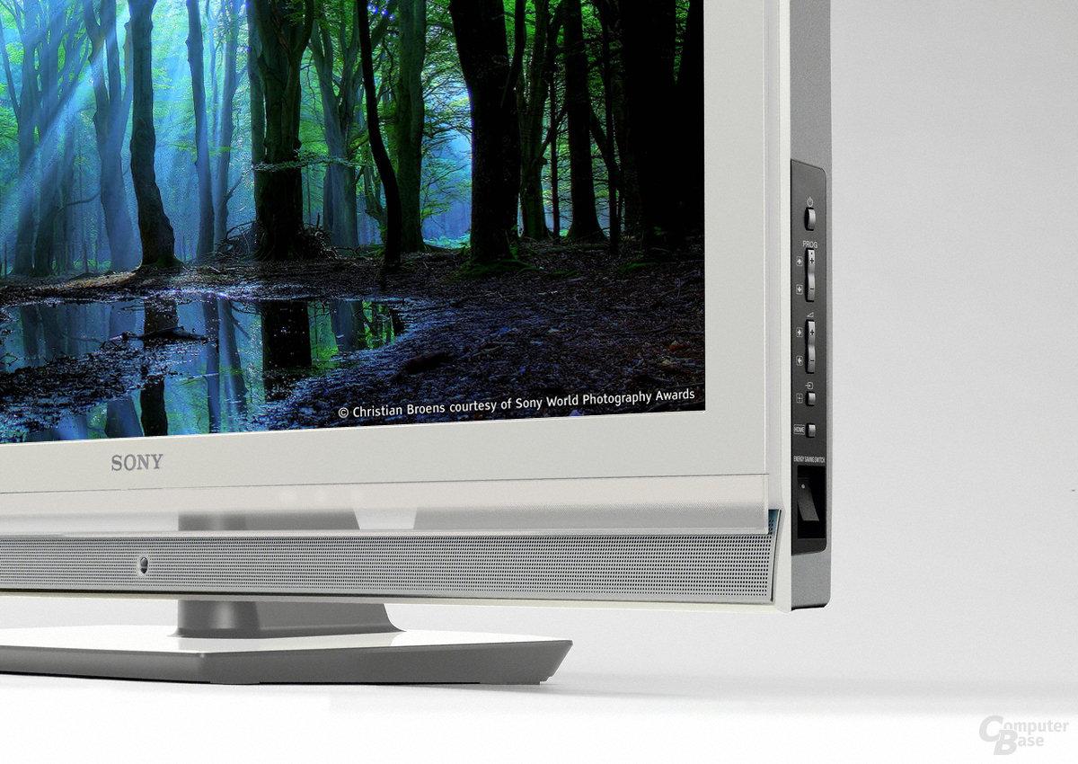 Sony Bravia WE5-Serie