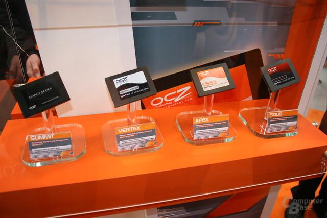 Solid-State-Drives von OCZ