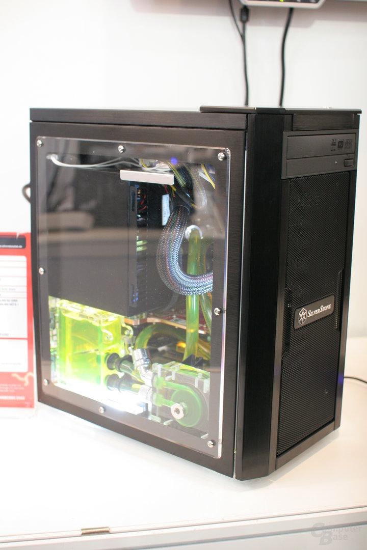 Wassergekühltes System im SG03
