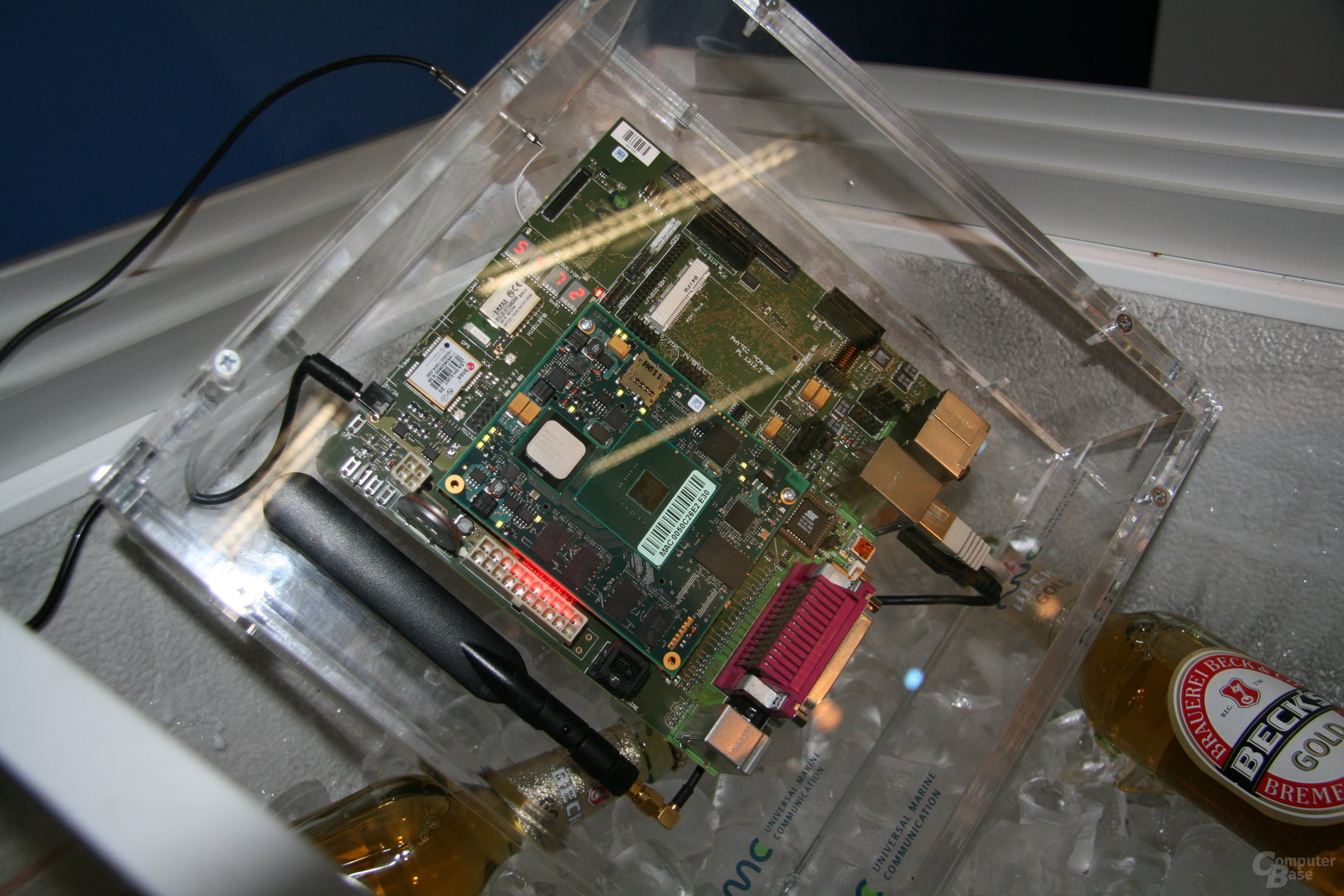 Intel Atom Z5xx-Serie
