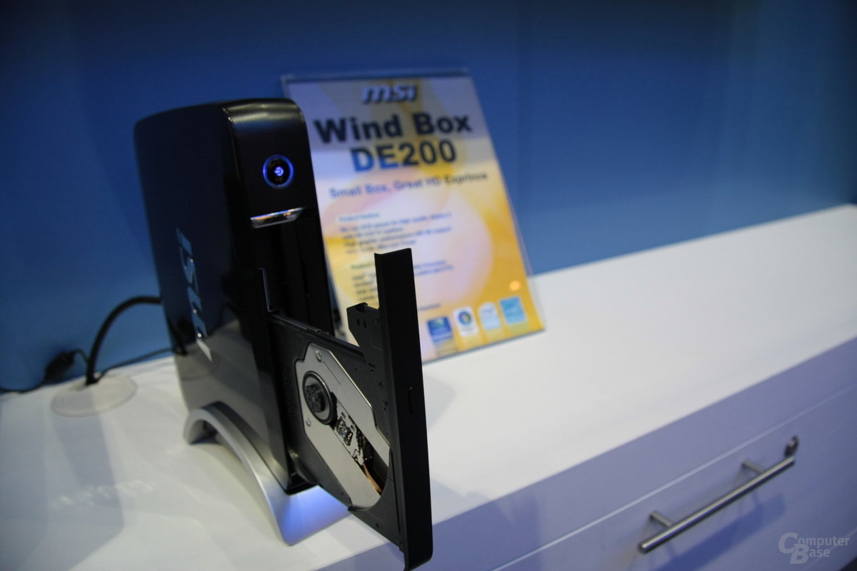 MSI Wind Box DE200