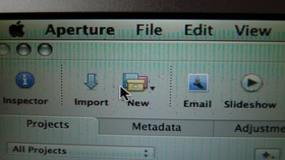 MacBook Pro mit Problemen bei der Grafik