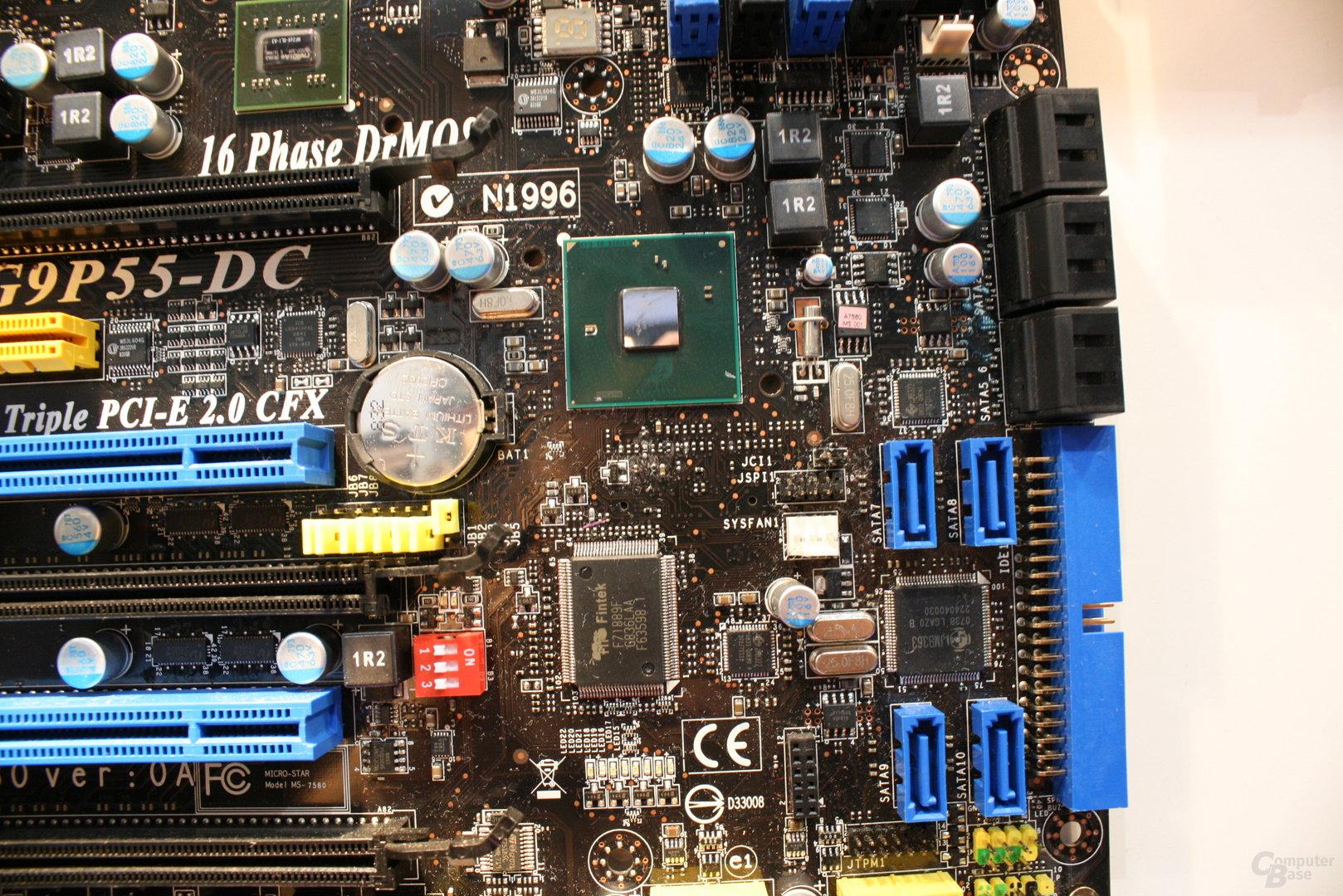 MSI G9P55-DC