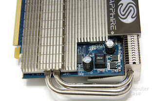 Radeon HD 4670 Ultimate Heatpipes