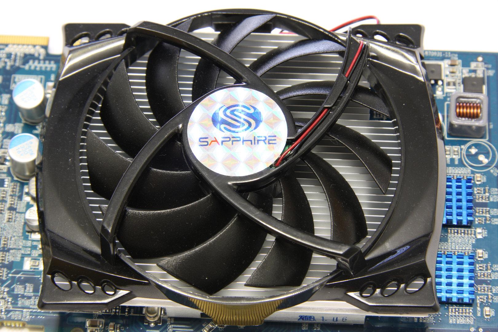 Radeon HD 4670 GDDR4 Lüfter