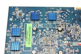 Radeon HD 4670 GDDR4 Speicherkühler