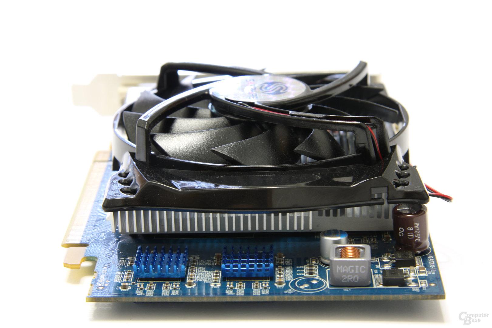 Radeon HD 4670 GDDR4 von hinten