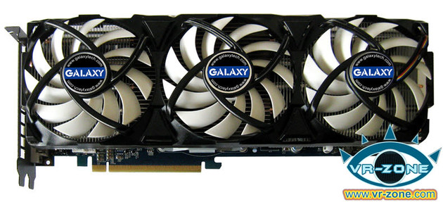 Galaxy GeForce GTX 285