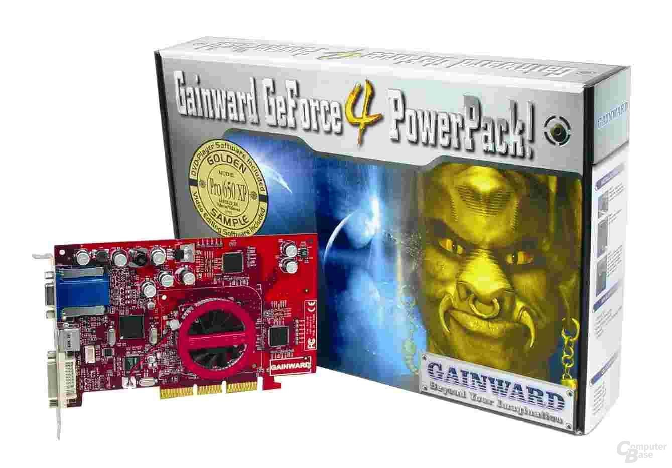 Gainward GeForce 4