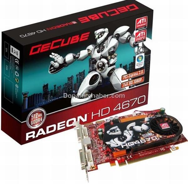 GeCube Radeon HD 4670 GDDR4