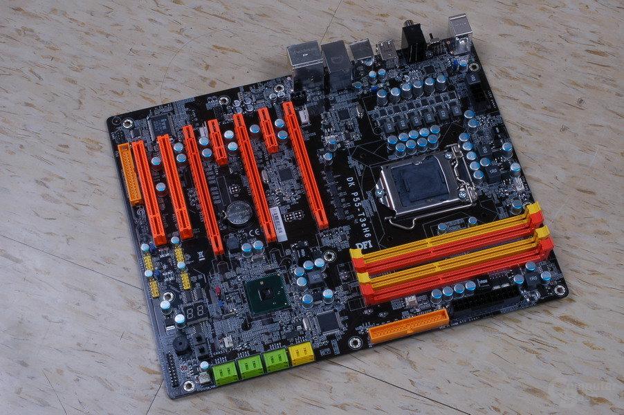 DFI DK P55-T3eH6
