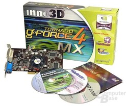Inno3D Tornado GeForce4 MX440