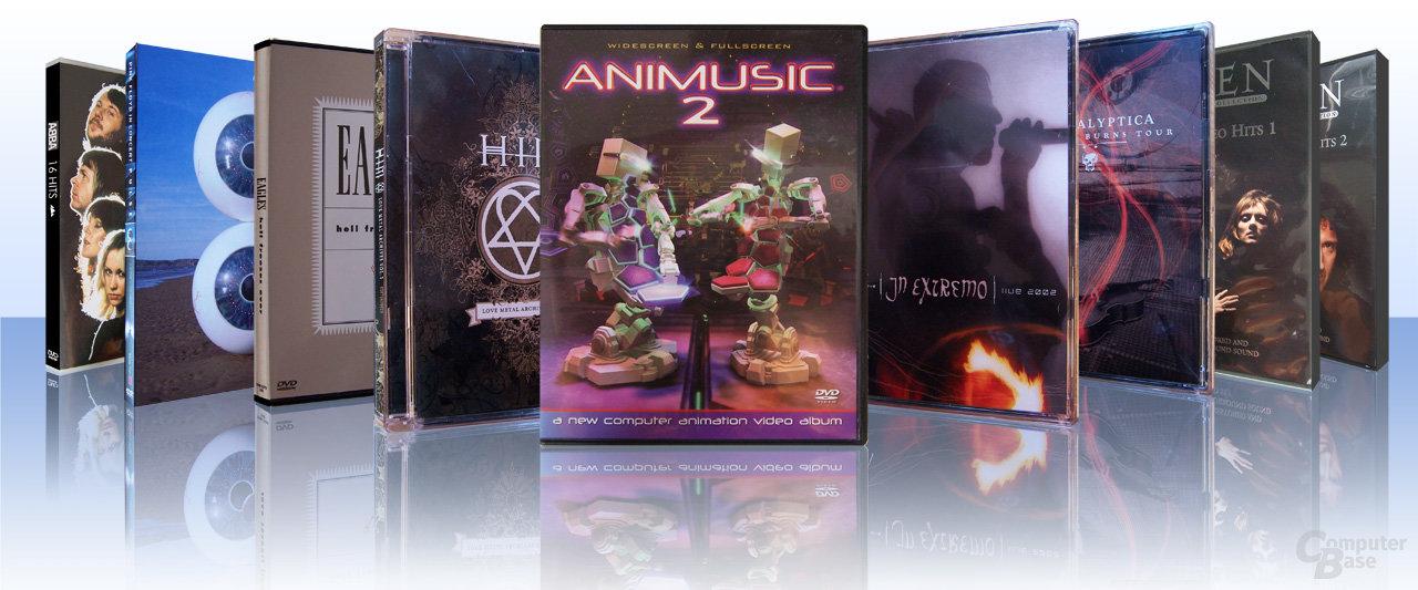 Musik-DVDs (erweitert) (verkleinert)