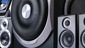 Edifier S550 im Test: Nicht nur akustisch ein Schwergewicht