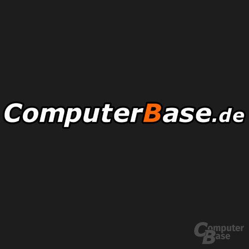 Polo-Shirts ComputerBase - Schriftzug