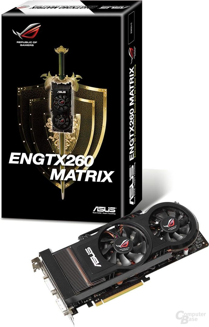 Asus GeForce GTX 260 Matrix