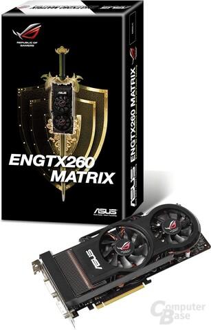 Asus GeForce GTX 260 Matrix