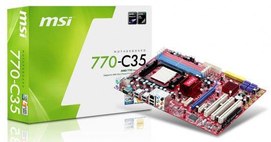 MSI 770-C35