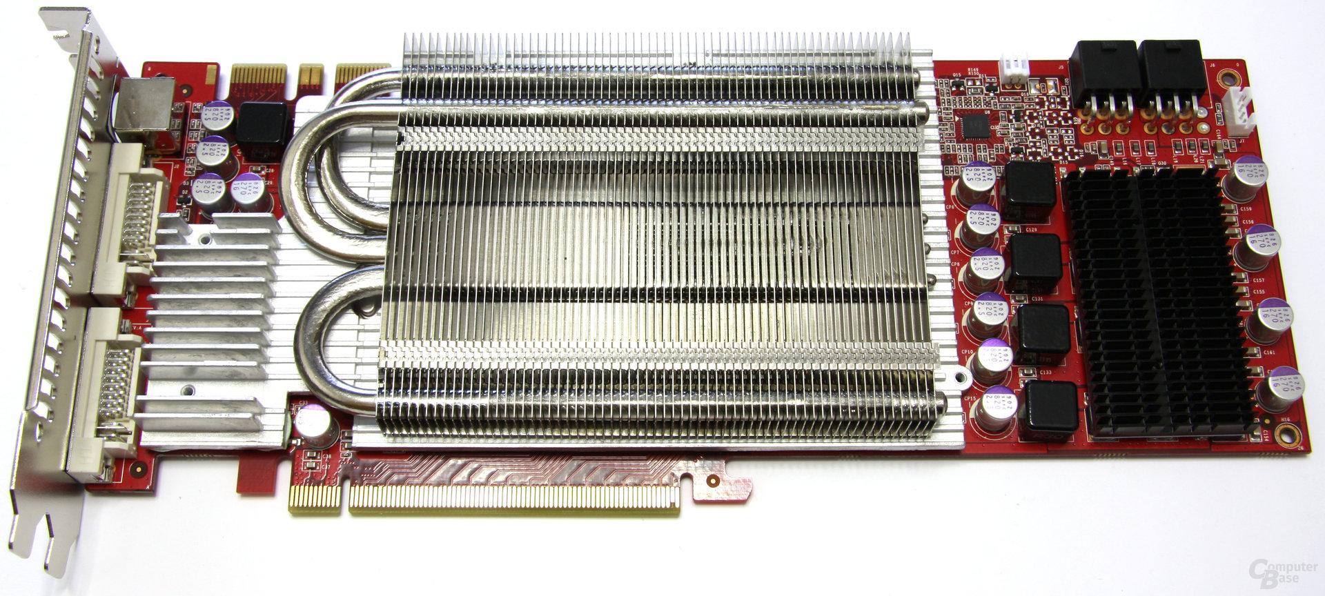 GeForce GTX 260 GS GLH ohne Lüfter