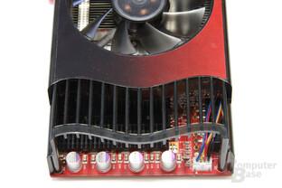 GeForce GTX 260 GS GLH von oben