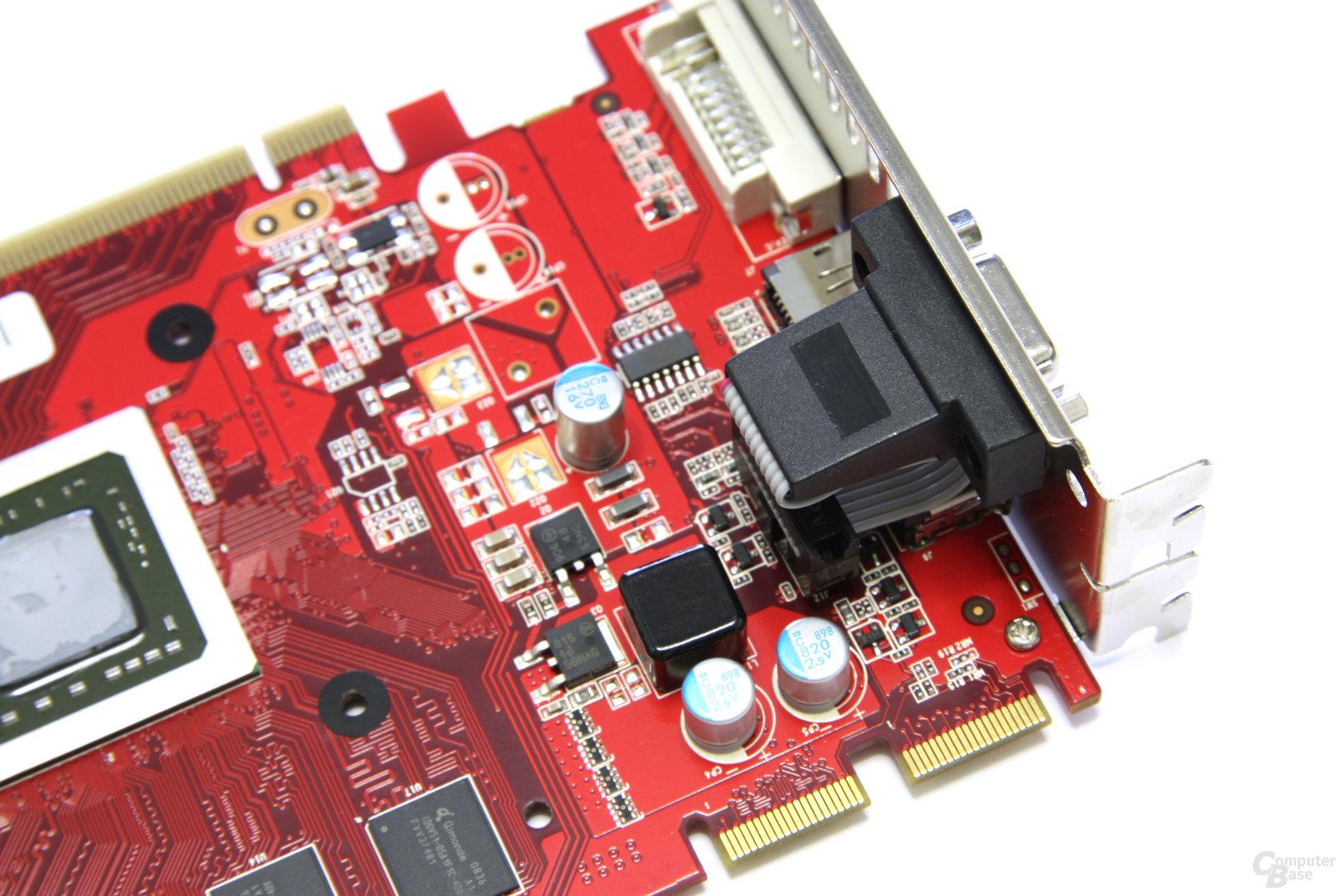Radeon HD 4850 GS GLH D-SUB