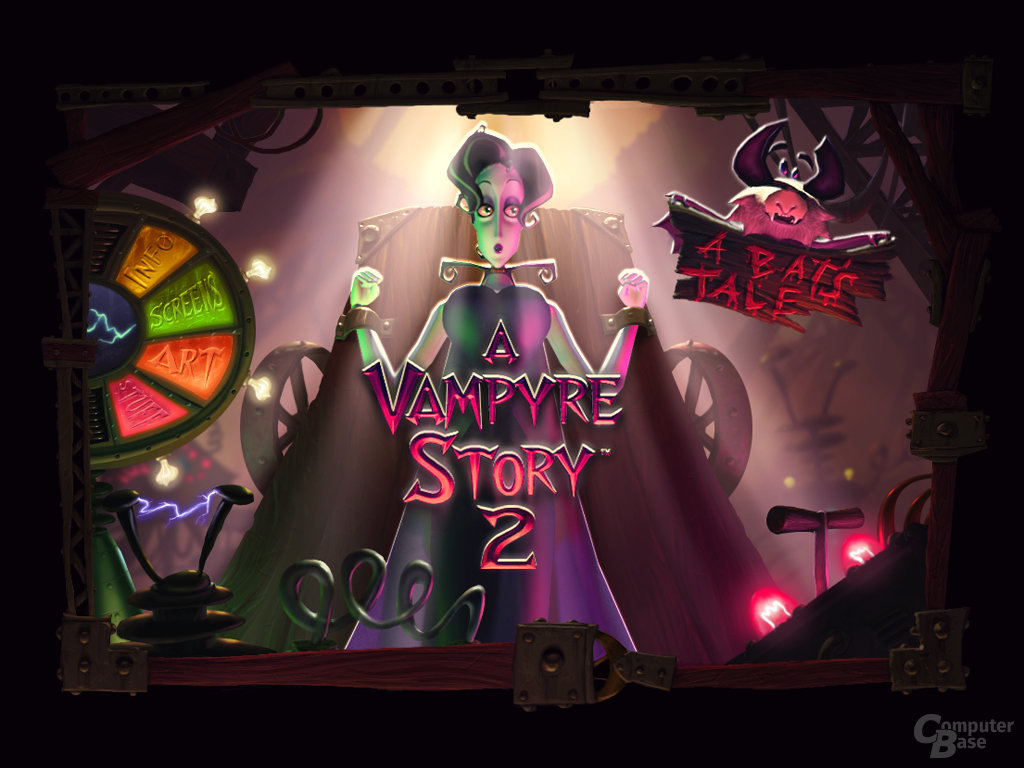A Vampyre Story 2